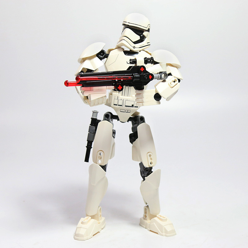 Blocks Star Wars Buildable Action Figure 12