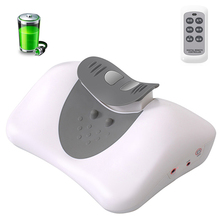 Multifunction Cervical massager physiotherapy instrument electronic pulse shoulder and neck correction cervical traction pillow multifunction neck physiotherapy massager cervical massager electromagnetic shock pulse cervical physical therapy instrument