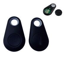 ГОРЯЧАЯ Беспроводная Bluetooth 4,0 анти-потеря ларма устройство датчик локации gps ключ/собака/кошка/Дети/кошельки Трейсер с поиском для IOS Android