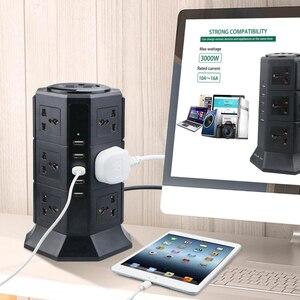 Image 5 - Удлинитель USB вертикальный с защитой от перенапряжения, 8/12 дюйма, 6, 6 футов/2 м