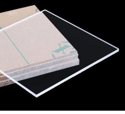 Plexiglass Transparent Clear Plastic Sheet Acrylic Board Organic Glass Polymethyl Methacrylate 1/2/3/4/5/6/8mm Thickness
