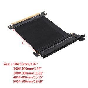 Image 4 - 5/10/30/40/50 Cm Cao Tốc Độ Máy Tính Loại Card Đồ Họa PCI Express 3.0 16X Linh Hoạt cáp Thẻ Mạch Mở Rộng Cho Máy GPU C26