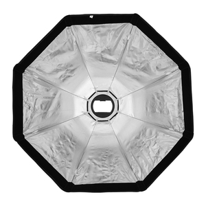 Image 3 - Triopo K65 65cm fotoğraf taşınabilir Bowens dağı sekizgen şemsiye Softbox + petek ızgara açık yumuşak kutu stüdyo flaş ışığı için