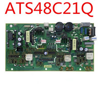 ATS48C21Q soft start ATS48 series 110kw driver board power board trigger VX5G48C21Q|Chargers| |  -