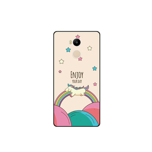 Image 5 - Casos felizes para xiaomi redmi 4 pro caso colorido para xiaomi redmi 4 pro prime (versão alta) impressão capa protetora de silicone