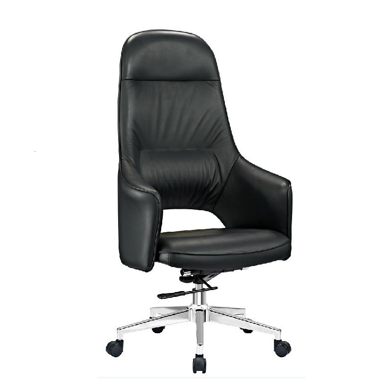 To Work In An Office Chair Genuine Leather Boss Chair Bow Meeting Chair Home Computer Chair Negotiate Chair Before Class Chair