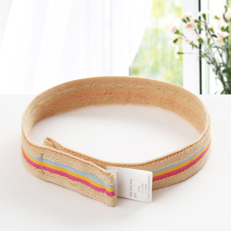 Cotton Diaper Fixed Belt For Baby Care Comfortable Buckle Elastic Design Diaper Fixed Belt Suit For Baby Girls Boys