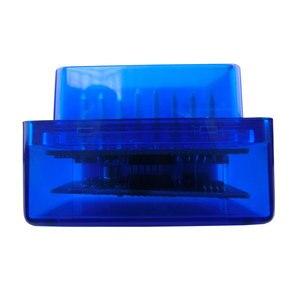 Image 2 - Super Mini Elm327 Bluetooth OBD2 V1.5 Elm 327 V 1.5 OBD 2 Auto Diagnostic Scanner For Car Elm 327 OBDII Code Diagnostic Tools