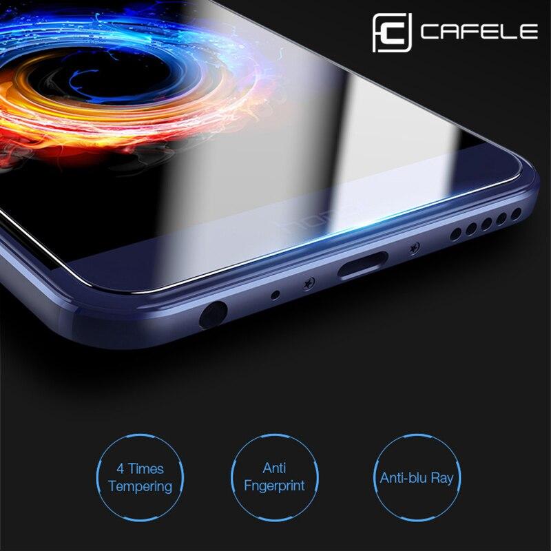 CAFELE Pelindung Layar untuk Huawei Honor 8 9 10 V10 20 V30 Pro 2.5D - Aksesori dan suku cadang ponsel - Foto 3