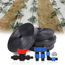 Drip-Irrigation-Tape Hose Watering-Hose 16mm Greenhouse-Farm Space 20-60M Thickness 15/20/30cm-soaker