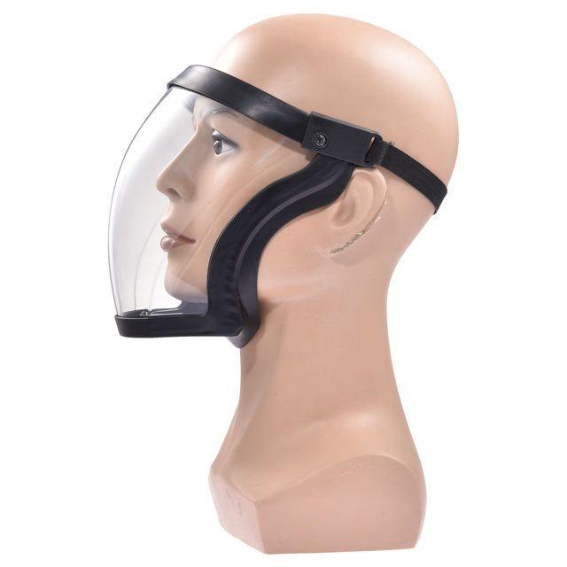 Dustproof Protective Face Cover with Breathing Filter