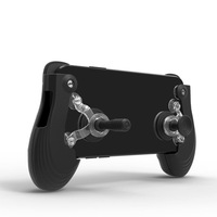 RK GAME 5th Touch Screen Gamepad Mobile Game Controller Android & iOS Phone