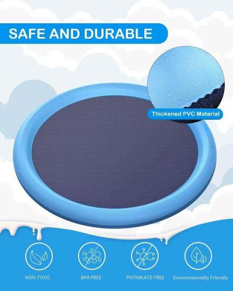 splash pad for dogs