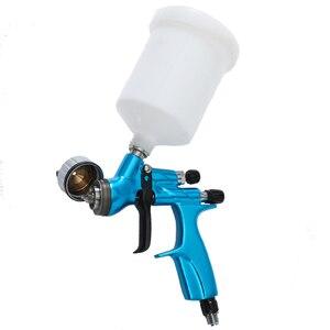 CV1 PISTOLA DE PULVERIZACIÓN nuevo diseño 1,3mm HVLP airless pintura coche pintura aerógrafo herramienta para base de agua de alta calidad