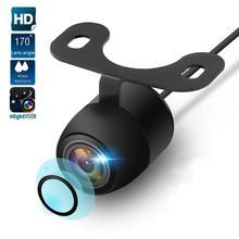 170 градусов авто реверсивная парковочная камера для автомобиля CCD Водонепроницаемая Full HD видео с высоким качеством Простая установка