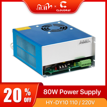 Cloudray DY10 Co2 레이저 전원 공급 장치 RECI W1/Z1/S1 Co2 레이저 튜브 조각/절단기 DY 시리즈