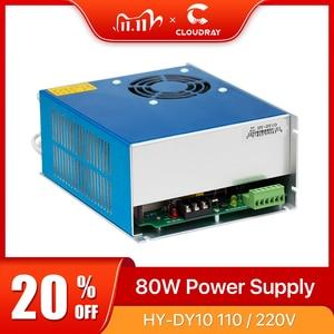 Image 1 - Cloudray fuente de alimentación láser DY10 Co2 para máquina de grabado/corte de tubos láser Co2, Series
