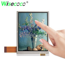 цена на 4 wire resistive touch screen 3.7 inch touch panel  39pins 480*640 display for handheld and PDA COM37H3M05DTC