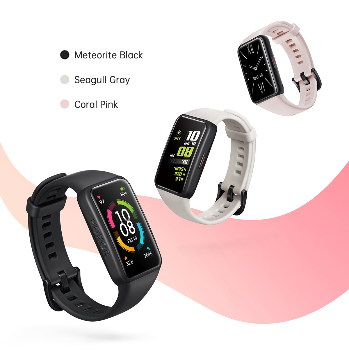 Honor Band 6 Smartwatch 6