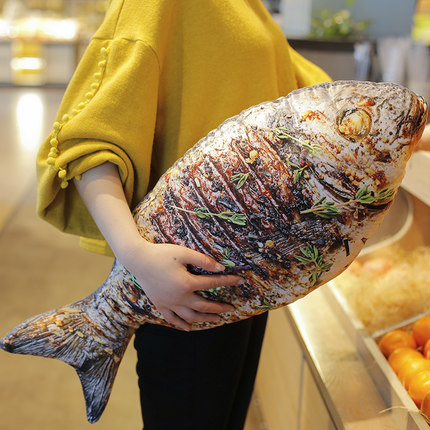 75cm Yellow fish
