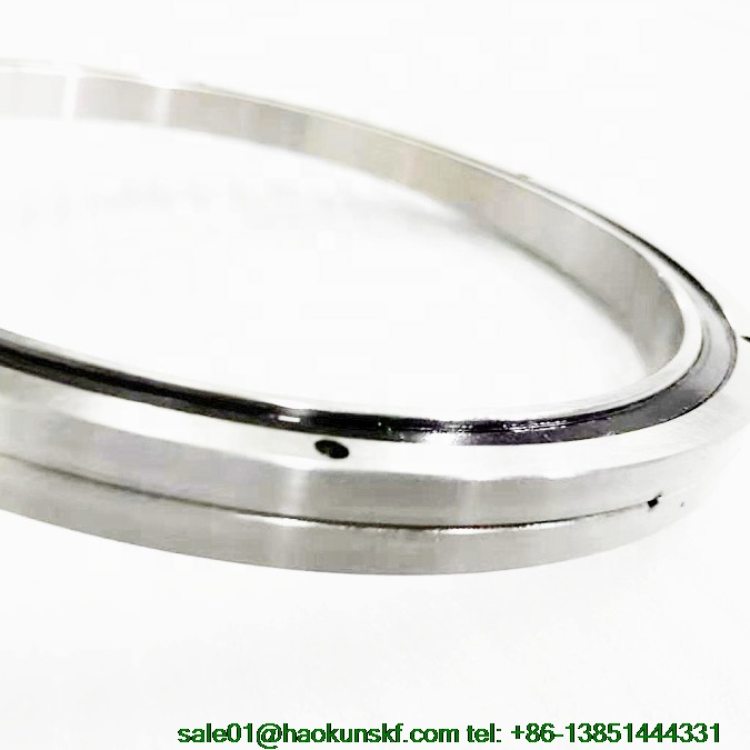 RA19013UUCC0 Crossed Roller Bearings (190x216x13mm) Thin wall bearing AXK  Super Slim  slewing ring Made in China