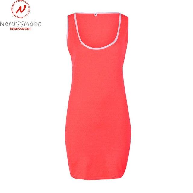 Women Casual Sport Dress Patchwork Design Side Stripe Decor O-Neck Slim Mini Sportswear Tennis Mini Dress 6