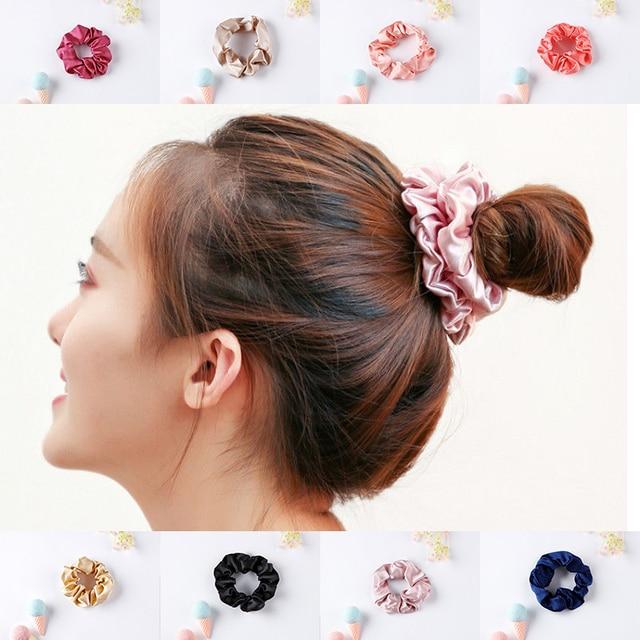 100/% Pure Silk Silk Ladies Hair Band Soft And Comfortable Fashion Hair Decor