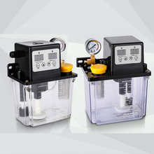 Automatic Lubricating Oil Pump Electric Machine Tool Cnc Lathe Milling Machine Oil Pump 220V