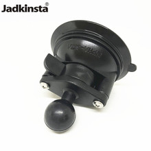 Jadkinsta 8cm קוטר בסיס טוויסט נעילת רכב חלון כדור הר יניקה גביע עבור Gopro מצלמה Smartphone עבור טלפון 11 12