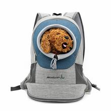 Dog Carrier Breathable Backpack Puppy Cat High Quality Small Teddy Pet 3-5KG