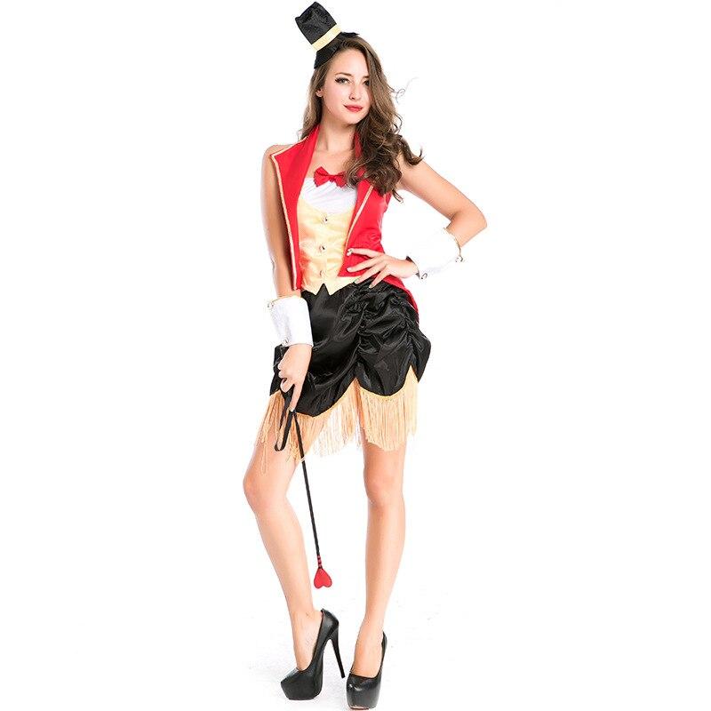 Reine Cosplay Costumes chapeau robe manteau accessoires ensemble sorcière Cos Mini robes entraîneur d'animaux Cosplay Halloween balle jeu Costume