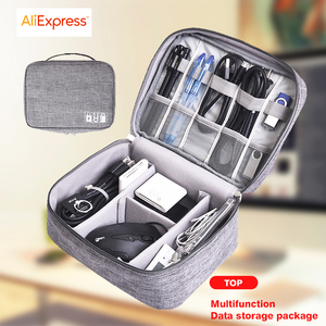 Travel Cable Bag Charger Wire