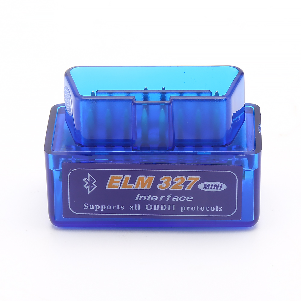 Mini Car Diagnostic Elm327 Bluetooth OBD2 V1.5 Elm 327 V 1.5 Car Diagnostic-Tool Scanner Elm-327 OBDII Adapter Diagnostic Tool