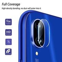 Película de cristal templado para cámara trasera, Protector de pantalla para Xiaomi Redmi 5 Plus, Note 5, 6, 7 Pro, S2, 6, 6A, 2 uds.