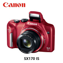 USED CANON Digital Compact Cameras PowerShot SX170 IS 8GB Me
