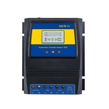 MoesHouse автоматический ATS двойной выключатель передачи солнечного заряда контроллер для солнечной ветровой системы DC 12V 24V 48V Вкл/Выкл сетки