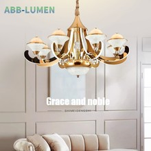 Modern K9 Crystal Lamp Chandelier for Living room Luxury Silver pendant lamp Chandeliers Lighting for living room decoration chandelier lighting modern crystal lights export k9 crystal chandelier candle chandeliers crystal villa living room chandelier