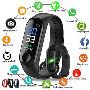 M3 Bluetooth Smart Watch Heart