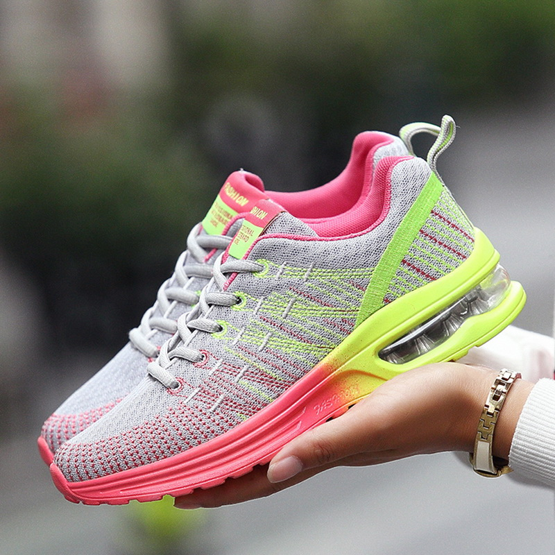 H9fc71c506ff64d8ab102120362fe36c7c - WENYUJHNew Platform Sneakers Shoes Breathable Casual Shoes Woman Fashion Height Increasing Ladies Shoes Plus Size 35-42