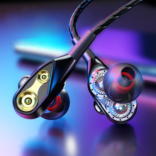 US $1.35 54% OFF|Briame Wired earphone High bass stereo Headphone Sport In Ear Earphones With Microphone Computer earbuds For Cell phone X22-in Phone Earphones & Headphones from Consumer Electronics on Aliexpress.com | Alibaba Group