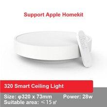 Yeelight YLXD01YL الذكية أضواء غرفة المعيشة led مصباح السقف مقاومة الغبار اللاسلكية LED ضوء يعتم العمل ل جوجل المنزل