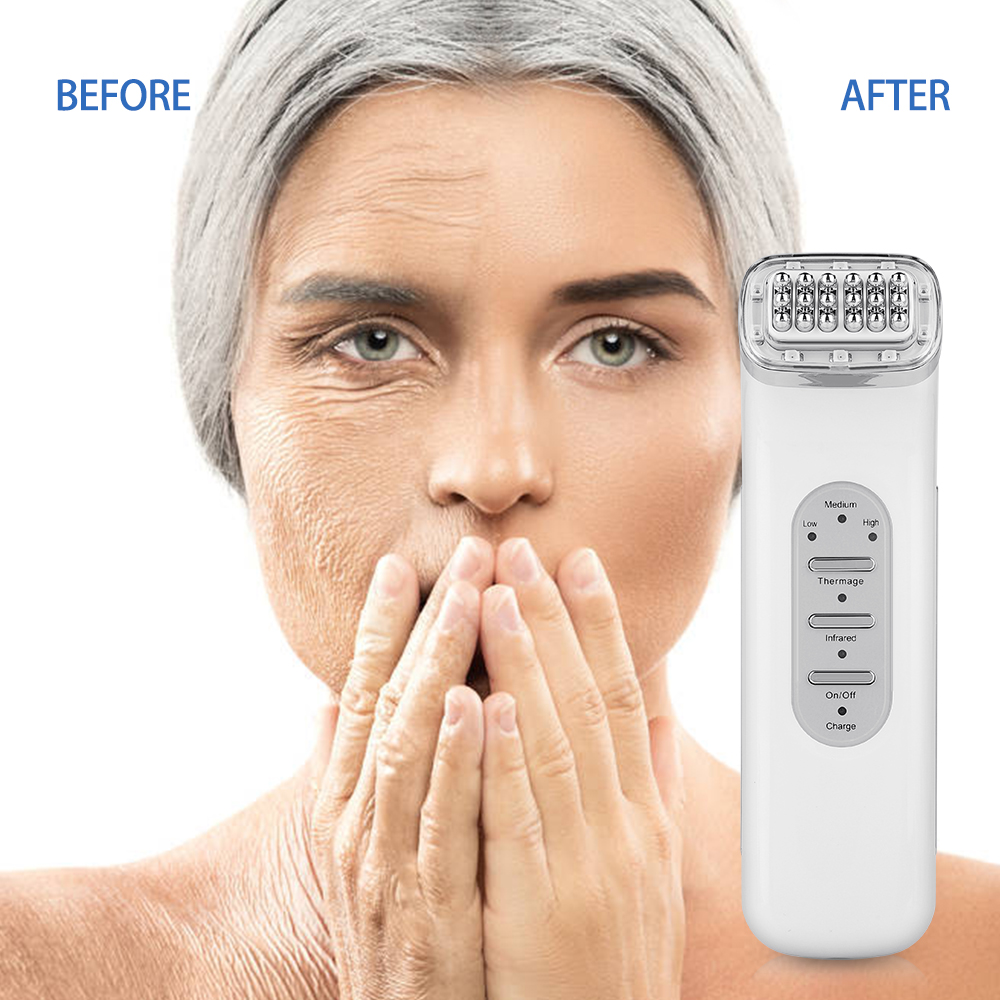Radiofrequency Facial Thermage RF Radio Frequency Lifting Face Lift Body SKin Anti Wrinkle Removal Skin Tightening Beauty Care