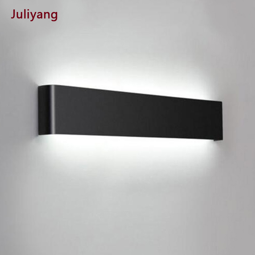 LED Wall Lamps  4W/8W/14W/20W Modern Mirror Light Aluminum Sconce For Bedroom Aisle Living Room Corridor Bedside Sconce Light