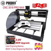 3018 pro max cnc laser gravador grbl 3 eixos pcb roteador de madeira máquina de gravura diy para mini gravador  pode trabalhar com offline