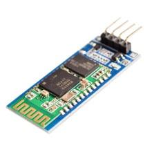 1PCS HC06 HC-06 Wireless Serial 4 Pin RF Transceiver RS232 TTL Bluetooth Module Plug-in for arduino