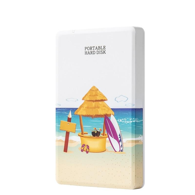 Portable External Hard Drive USB3.0 1TB HDD 2.5