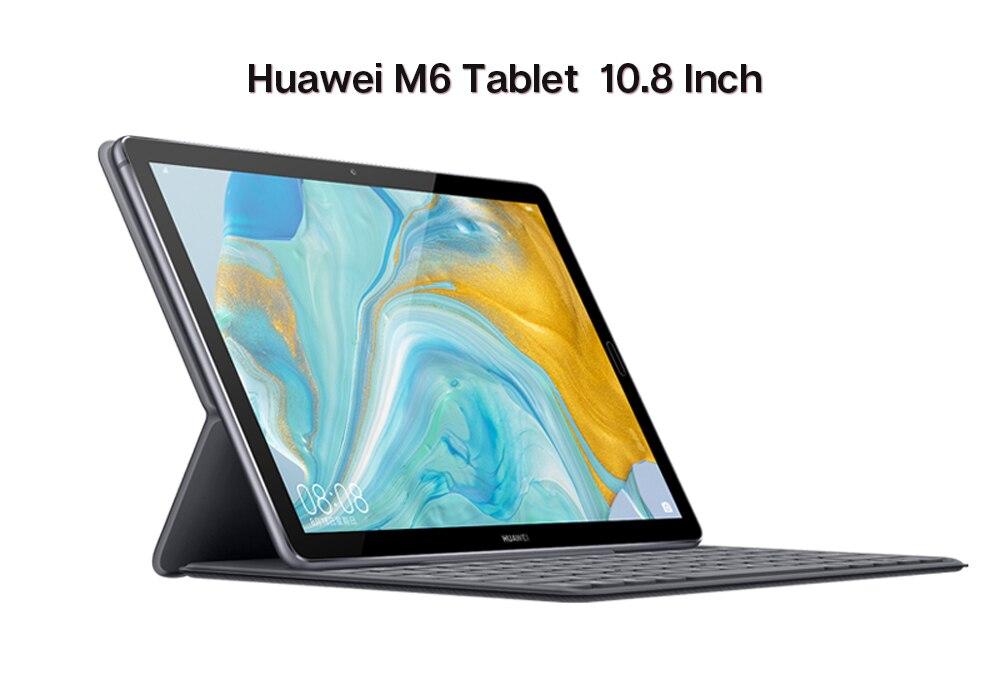 Huawei Mdiapad M6 Tablet Android 10.8 inch WIFI table PC  Kirin 980 Octa Core Android 9.0 Google play 7500mAh Fingerprint ID (8)