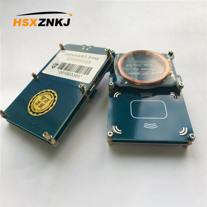 2 USB Port 512K NFC RFID Reader Writer For Rfid Nfc Card Copier Clone Crack New Proxmark3 Develop Suit Kits 5.0 Proxmark RDV4