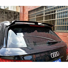Fit For Audi 2013-2016 Q5L hatchback Trunk Spoiler Lip Wing New style High quality ABS material Unpainted and paint color