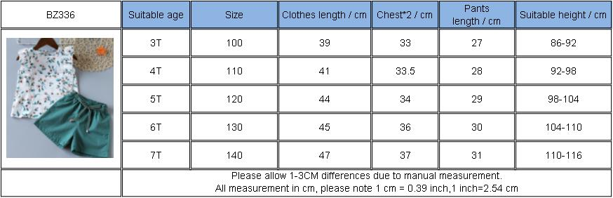 H9fca1133c1af4332b6e80ba5168a00baw Humor Bear Girls Clothing Set 2020 Korean Summer New Ice Cream Bow T-shirt+Pants Kids Suit Toddler Baby Children's Clothes